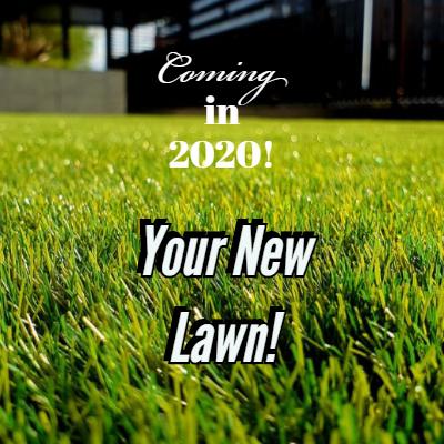 2020 New Lawn ad